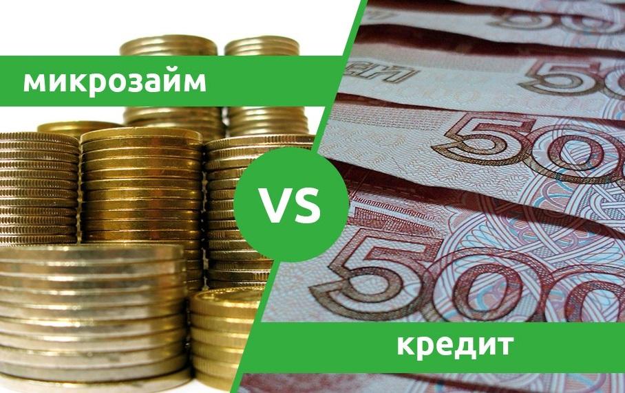 Кредит банки микрозайм