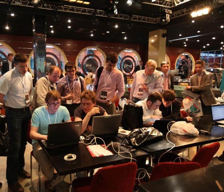 Конференция positive hack days