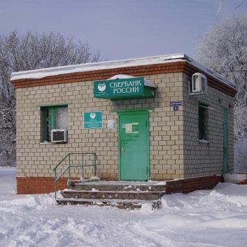 Банки в сельской местности