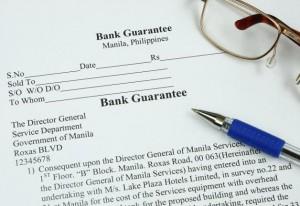 условия банковской гарантии
