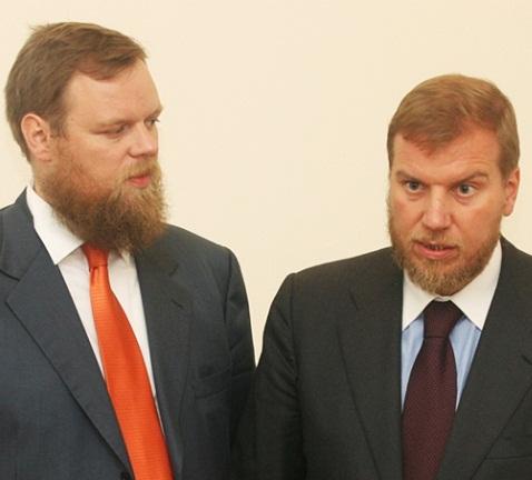 Банк Возрождение Братья Ананьевы