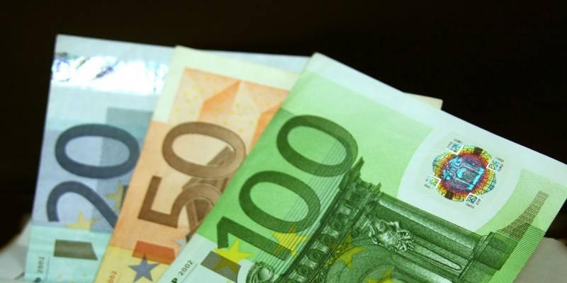 Прислали денег