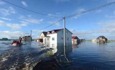 наводнение на Дальнем Востоке