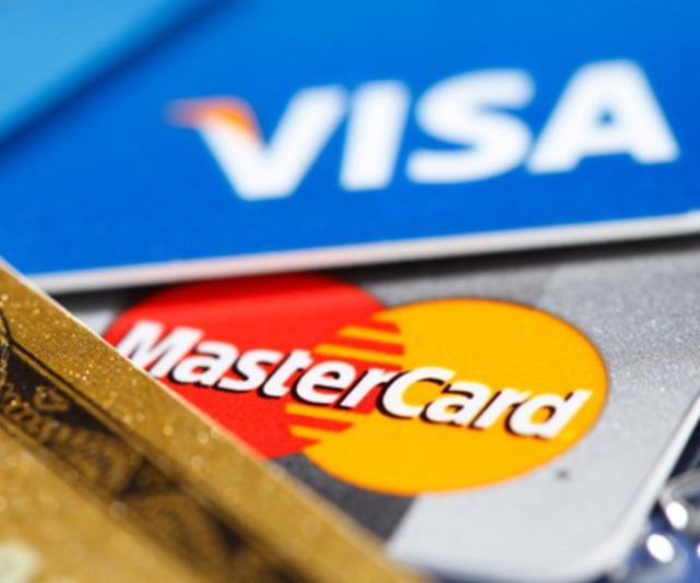 mastercard и visa в россии