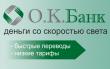 О К Банк Проблемы