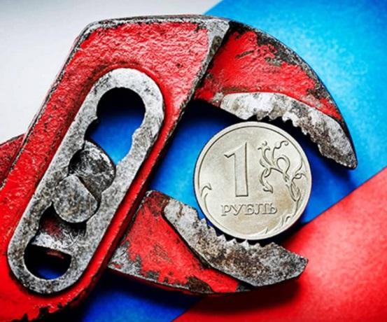 Курс рубля 2015